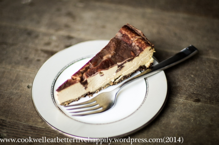 Peanut Butter Cheesecake {low carb, nut free, gluten free, keto, primal}
