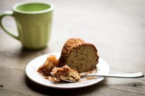 Apple Cinnamon Spaghetti Squash Cake